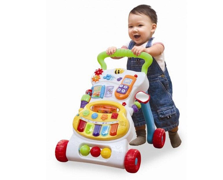 Đồ chơi hoạt động cho trẻ 2 tuổi