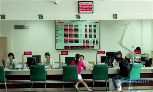 Làm thẻ ATM Vietcombank