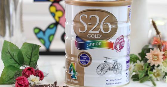 Sữa s26 có tốt không ? Tăng cân không ?