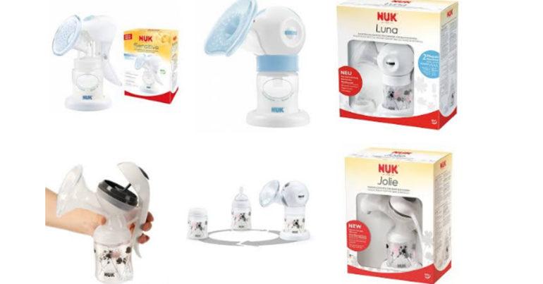 Bảng giá máy hút sữa Nuk được cập nhật mới nhất trên thị trường hiện nay