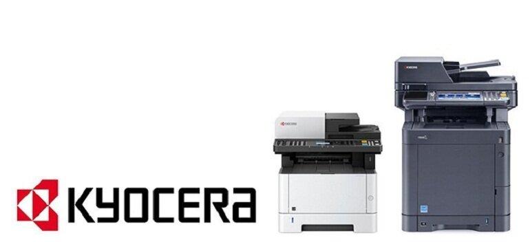 Máy photocopy Kyocera.
