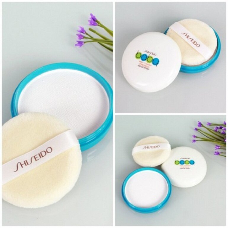 Phấn rôm Shiseido