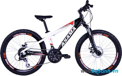Giá xe đạp leo núi Asama