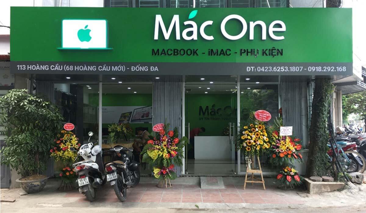 MAC ONE – Địa chỉ mua Macbook uy tín tại Hà Nội