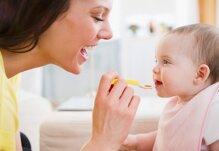 Mách mẹ cách sử dụng bột ăn dặm cho bé đúng cách