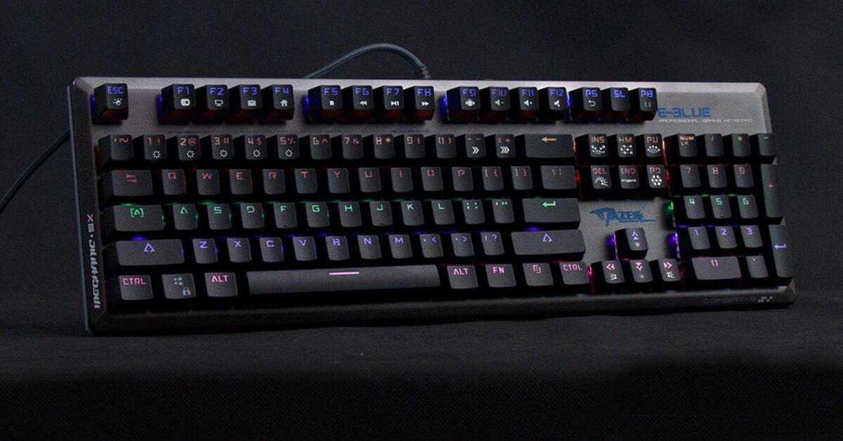 Mách nhỏ 5 chiếc bàn phím cơ giá rẻ dành cho anh em game thủ