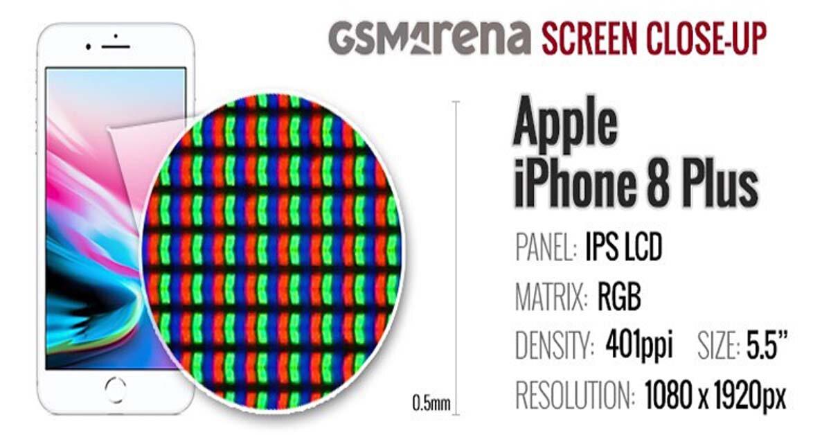 Màn hìn điện thoại iPhone 8 đang dùng bỗng dưng bị đen