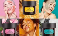 Mang cả spa về nhà với mặt nạ siêu thực phẩm The Body Shop Expert's Mask