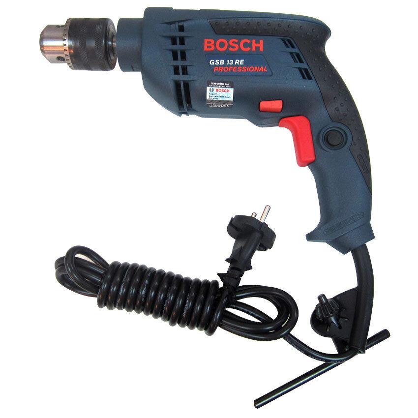 Mạnh mẽ với máy khoan Bosch GSB 13 RE