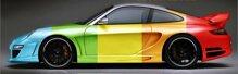 Màu sắc xe nói gì về tính cách của bạn?