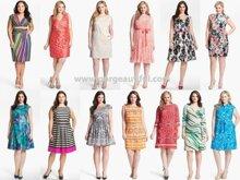 Mẫu thiết kế váy dạ hội đẹp dành cho các dáng người
