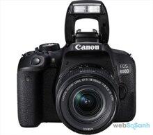 Máy ảnh Canon EOS 800D – Lựa chọn xứng đáng dưới 20 triệu đồng