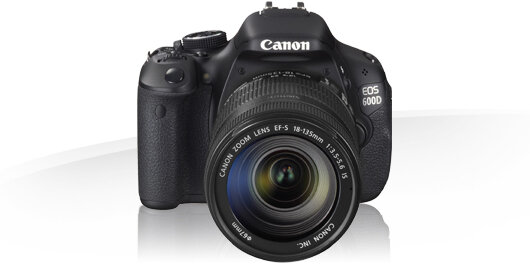 Máy ảnh  Canon EOS Rebel T3i rẻ phù hợp với trải nghiệm ban đầu