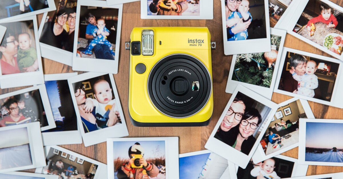 Máy ảnh chụp lấy liền nào đáng mua nhất hiện nay?