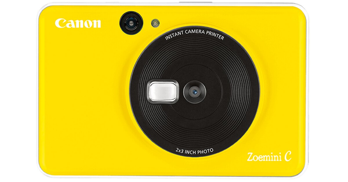 Máy ảnh chụp lấy liền Zoemini C của Canon có gì đặc biệt? Giá bán bao nhiêu?
