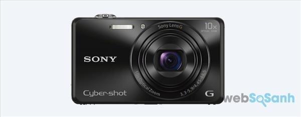 Máy ảnh KTS Sony Cyber-shot DSC-WX220 18.2MP và Zoom quang 10x