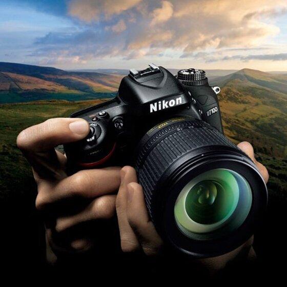 Máy ảnh kỹ thuật số Nikon D7100 Body - 24.1 MP - Cần một đối thủ xứng tầm