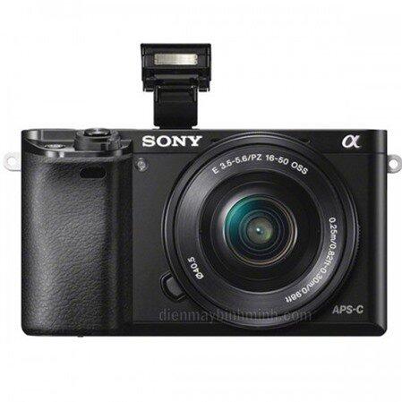 Máy ảnh kỹ thuật số Sony Alpha A6000 lưu giữ khoảnh khắc
