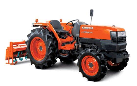 Máy cày Kubota L4508 - Giải pháp mới cho người nông dân