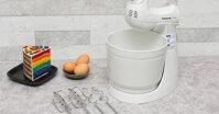 Máy đánh trứng có trộn bột được không? Nên chọn máy có công suất nào