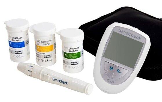 Máy đo đường huyết 3 trong 1 có thực sự tốt?