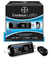 Máy đo đường huyết Bayer Contour Next Usb thiết kế phù hợp với người trẻ