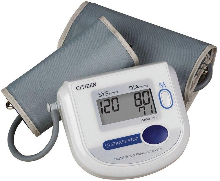 Máy đo huyết áp Citizen có tốt không? Đánh giá chất lượng máy đo huyết áp Citizen