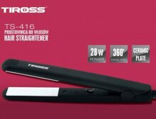 Máy ép tóc Tiross TS416 – Máy tạo kiểu tóc đa năng