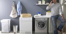 Máy giặt để lâu không sử dụng có bị hỏng không ?