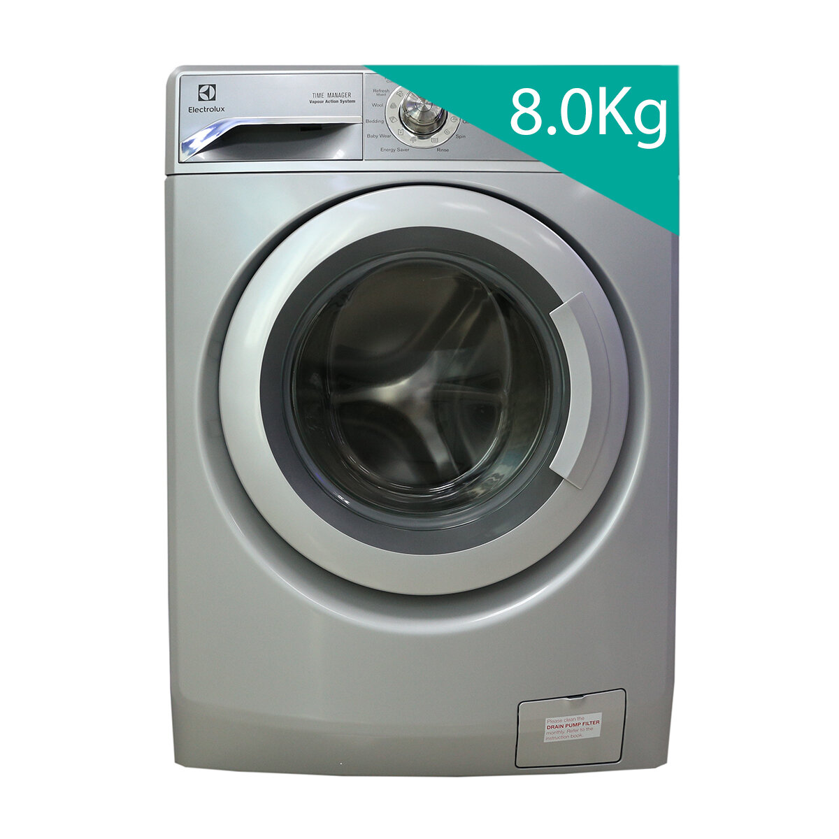 Máy giặt Electrolux 8kg giá bao nhiêu tiền?
