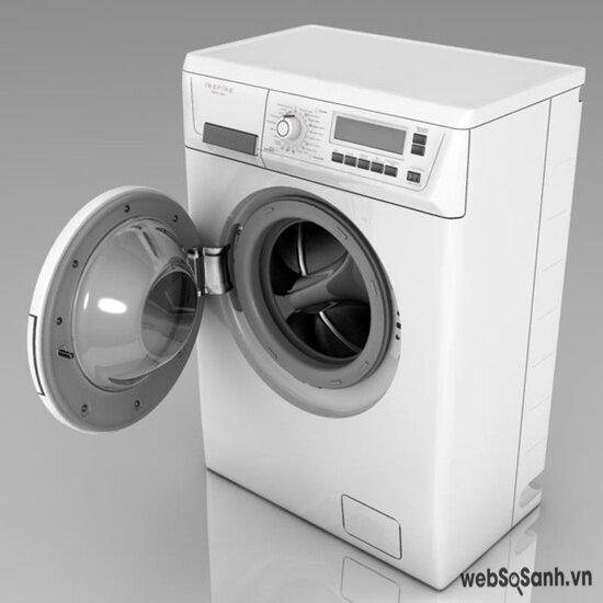 Máy giặt Electrolux EWF1073 thiết kế sang trọng