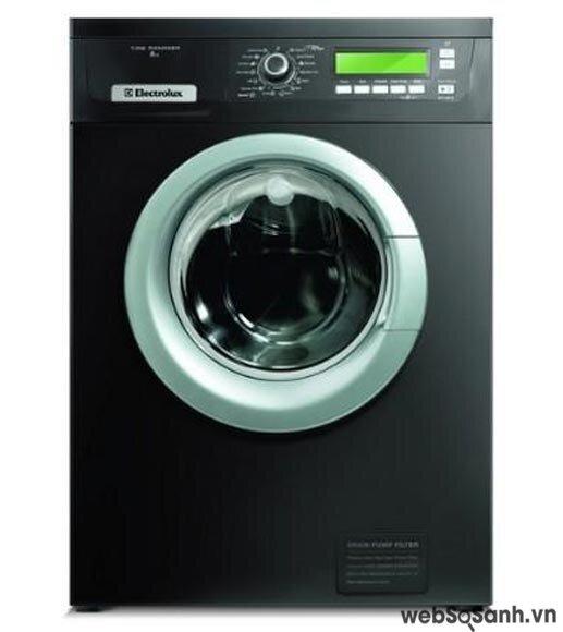 Máy giặt Electrolux EWF1082G giặt sạch hơn với công nghệ Jetspray