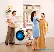 Máy giặt Electrolux EWF10831G cho gia đình 4 đến 5 người