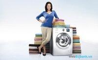 Máy giặt Electrolux EWF1084 tiết kiệm chi phí giặt giũ tối ưu