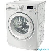 Máy giặt Electrolux EWF85742 tiết kiệm năng lượng với công nghệ Magic Ball