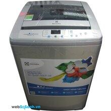 Máy giặt Electrolux EWT754S giặt hiệu quả với công nghệ sóng siêu âm
