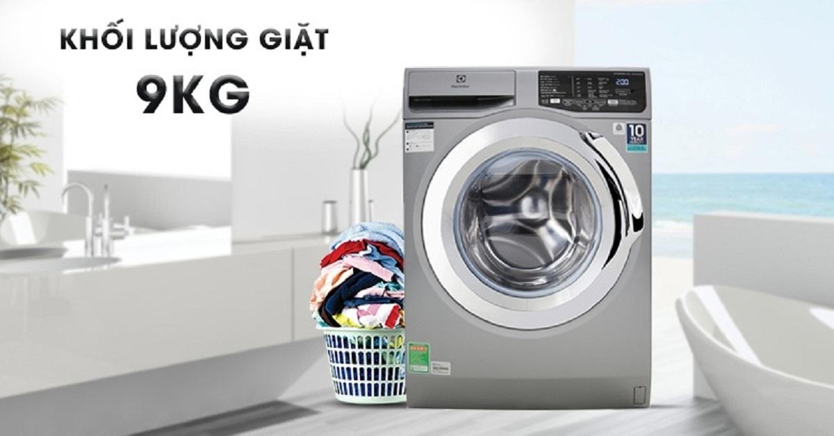 Máy giặt Electrolux EWF9025BQSA 9kg và những điều cần biết