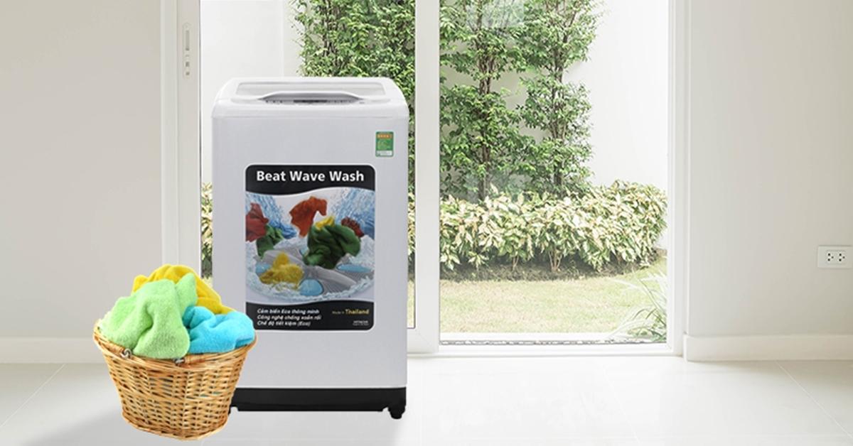 Máy giặt Hitachi có tốt không? 4 lý do nên mua máy giặt Hitachi