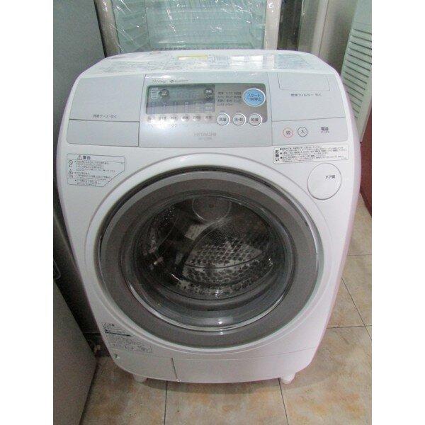 Máy giặt Hitachi lồng ngang có rẻ không ?