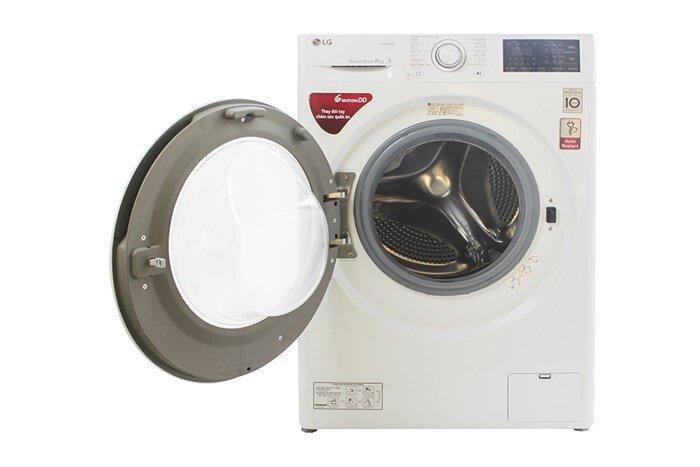 Máy giặt LG 8kg lồng ngang có những loại nào tốt ?