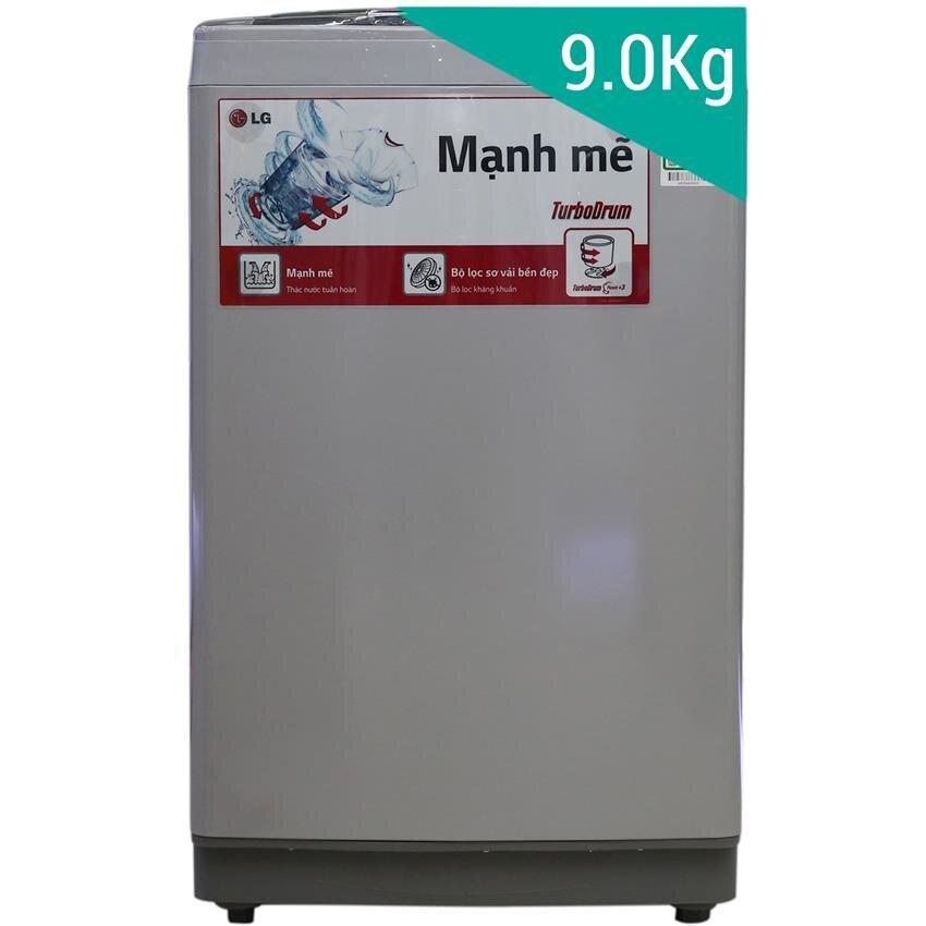 Máy giặt LG 9kg lồng đứng giá bao nhiêu tiền?