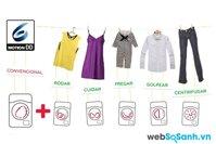 Máy giặt LG WD-23600 tiện lợi với hai tính năng giặt và sấy