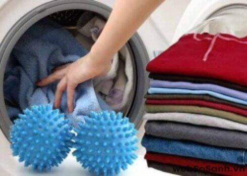 Máy giặt LG WD15660 chăm sóc quần áo như đôi tay