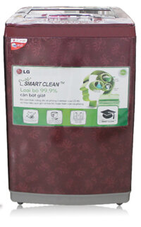 Máy giặt LG WF-S8419DR: Quần áo sạch hơn
