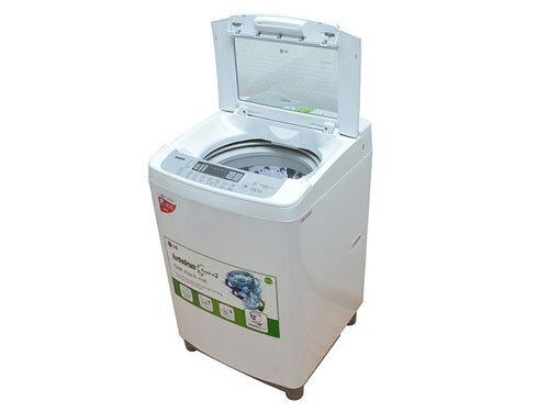 Máy giặt LG WFS1015TT cuốn đi mọi vết bẩn trên quần áo