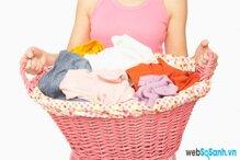 Máy giặt LG WFS1317TT giặt sạch hoàn toàn cặn bột giặt