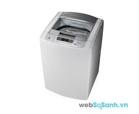 Máy giặt LG WFS7817PS giặt sạch cặn bột giặt