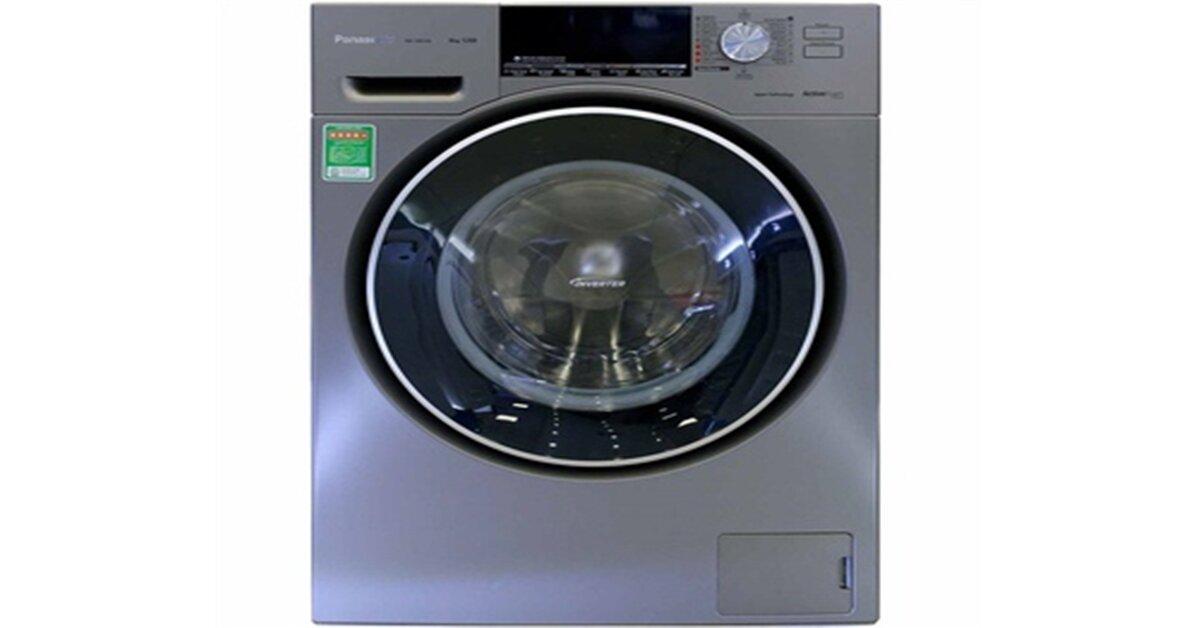 Máy giặt lồng ngang Panasonic 8kg đang có giá giảm mạnh chỉ từ 7,8 triệu đồng
