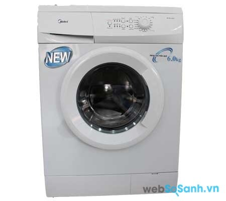 Máy giặt Midea MFT60-10301 giặt hiệu quả với lồng giặt kim cương