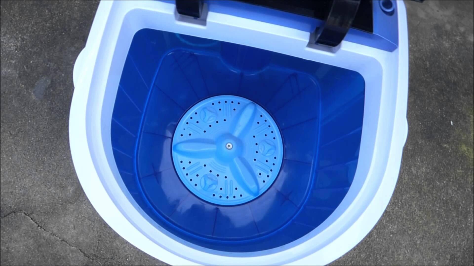 Máy giặt mini giá bao nhiêu tiền?